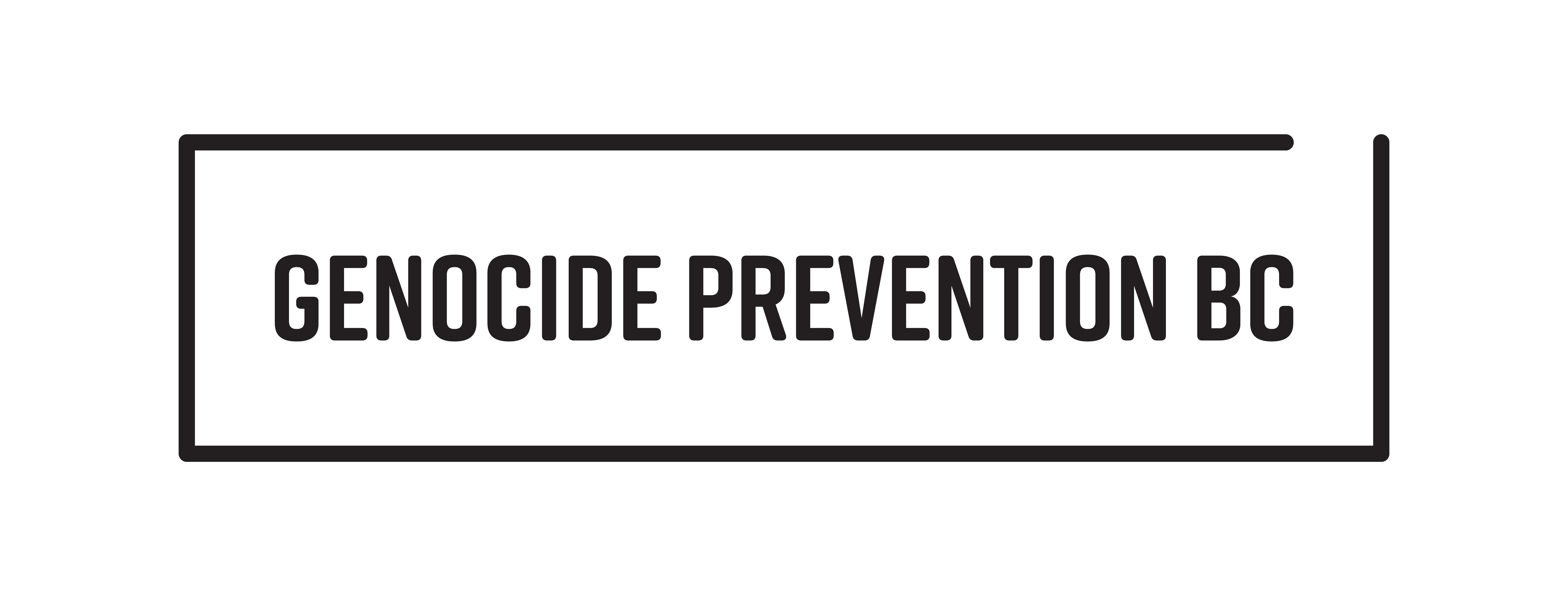 Genocide Prevention BC